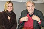 Birgit Wilms und Gerd Ruge